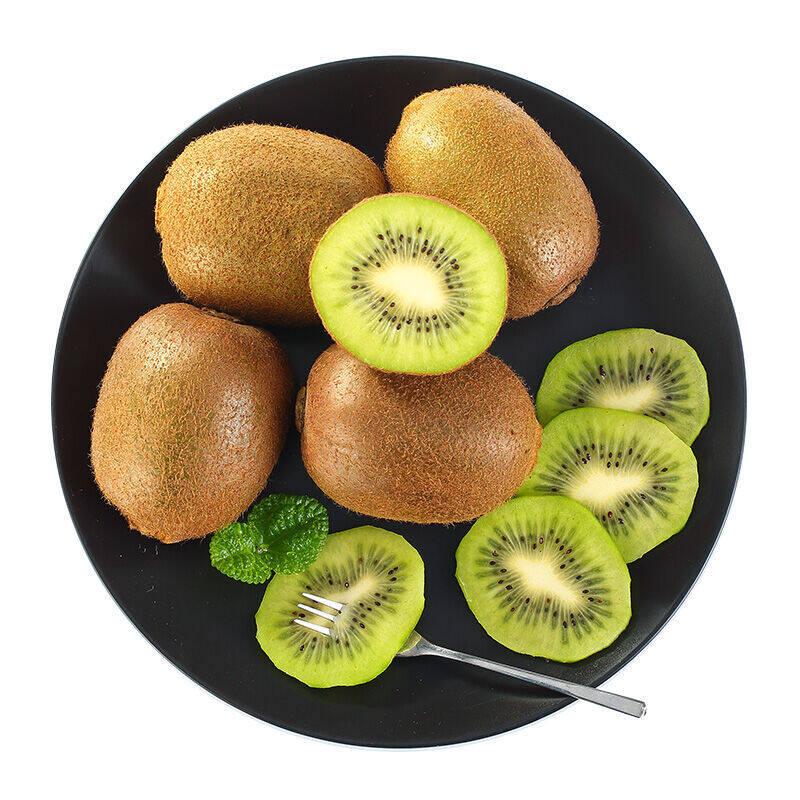 【第2件半价】爱奇果 陕西眉县 精品徐香猕猴桃 15个礼盒装 单果约80-90g 新鲜水果